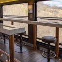 Copper Canyon train's ritzy makeover