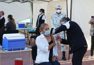 Covid update: Jalisco drops to 'medium risk' as vaccines dribble in