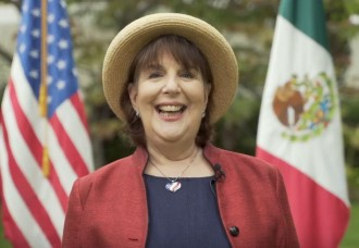US consul general announces her exit