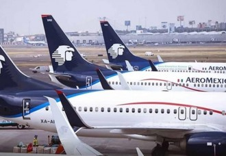 Aeromexico hopeful for future despite filing for bankruptcy